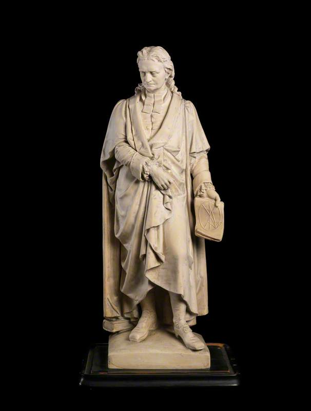 Isaac Newton (1642–1727)