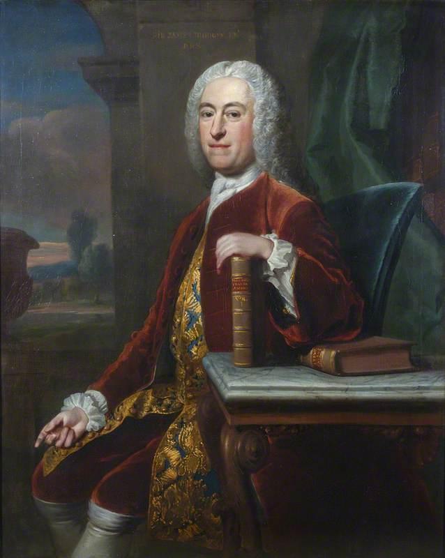 James Burrow (1701–1782)