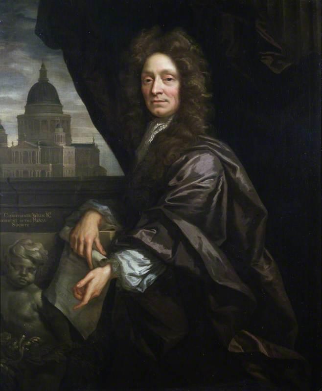 Christopher Wren (1632–1723)