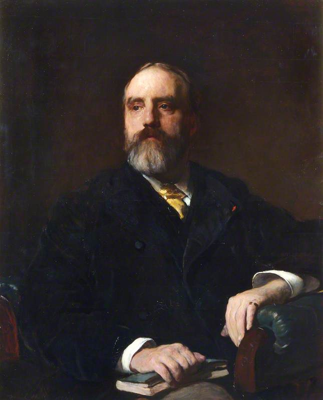 Walter Weldon (1832–1885)