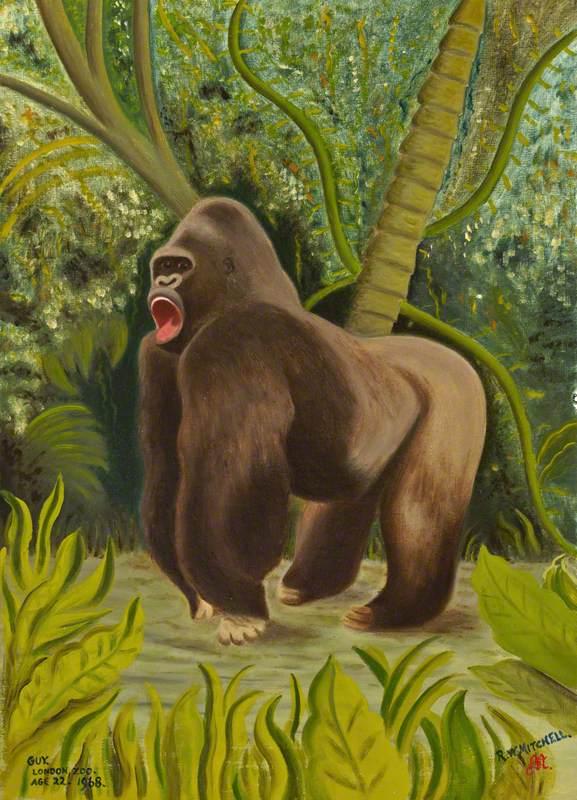 'Guy' the Gorilla