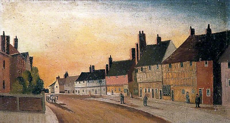 The Bishopric, Horsham