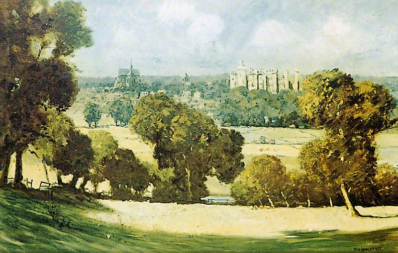 View of Arundel
