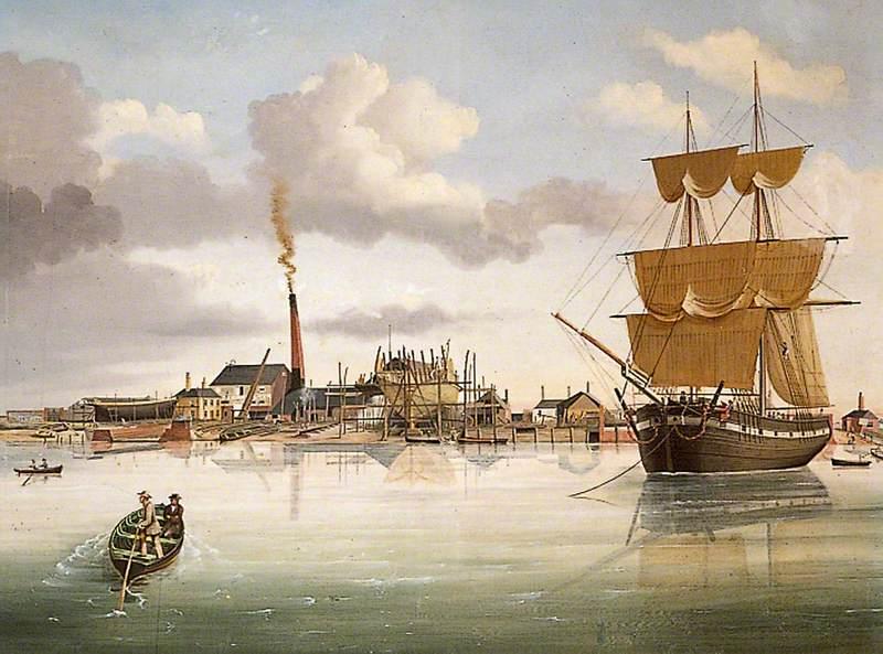 Harvey's Shipyard