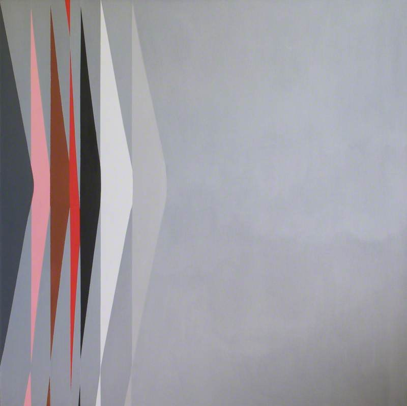 Expanding Forms, Touch Point Series No. 1 (Entrance)