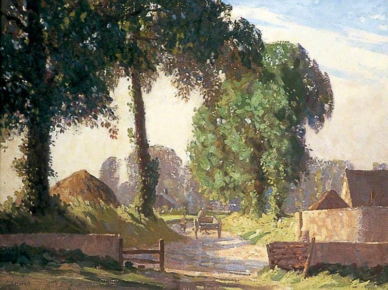Lambley's Lane, Sompting