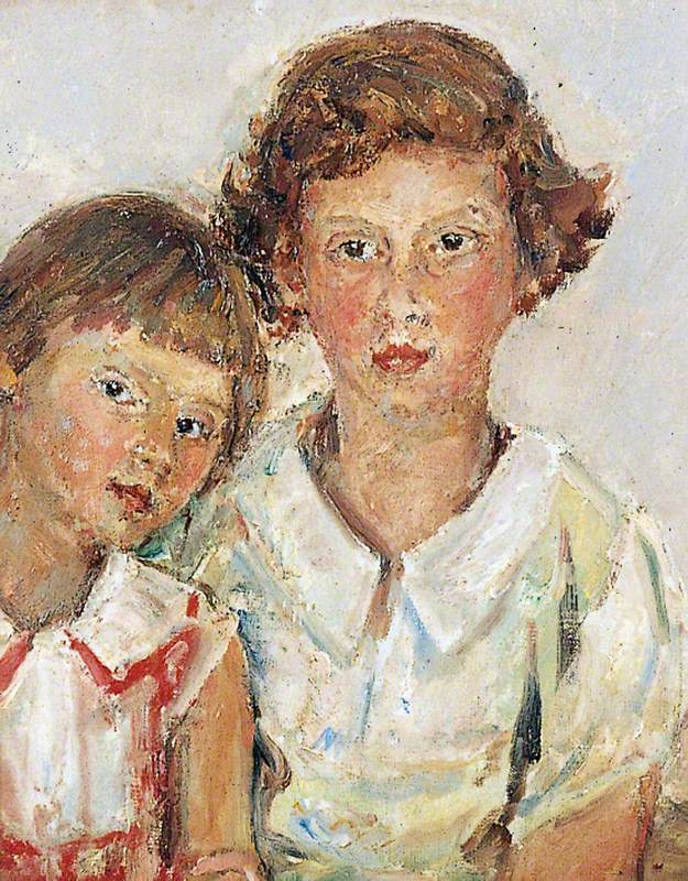 Kathleen and Iris