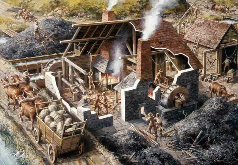 Wealden Hammer Forge