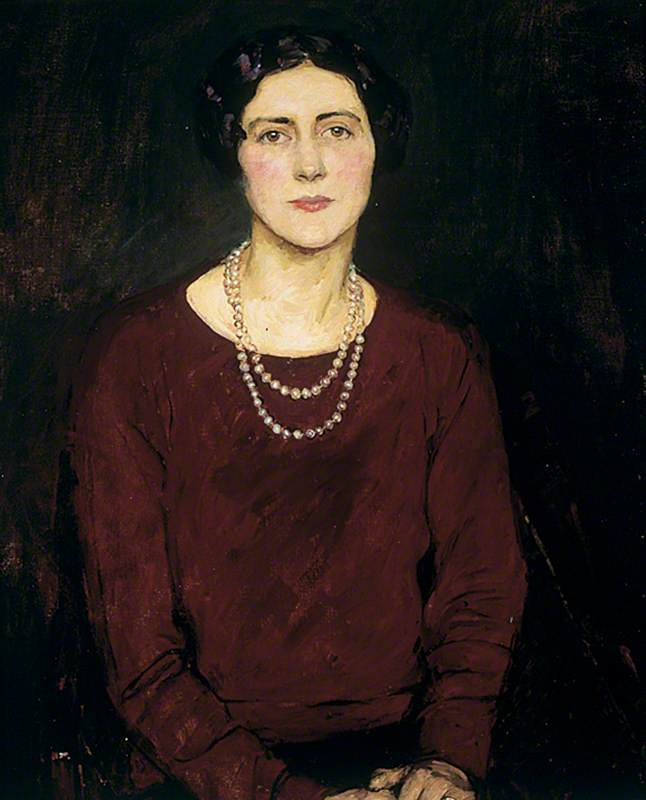 Mrs Sylvia Gascoigne