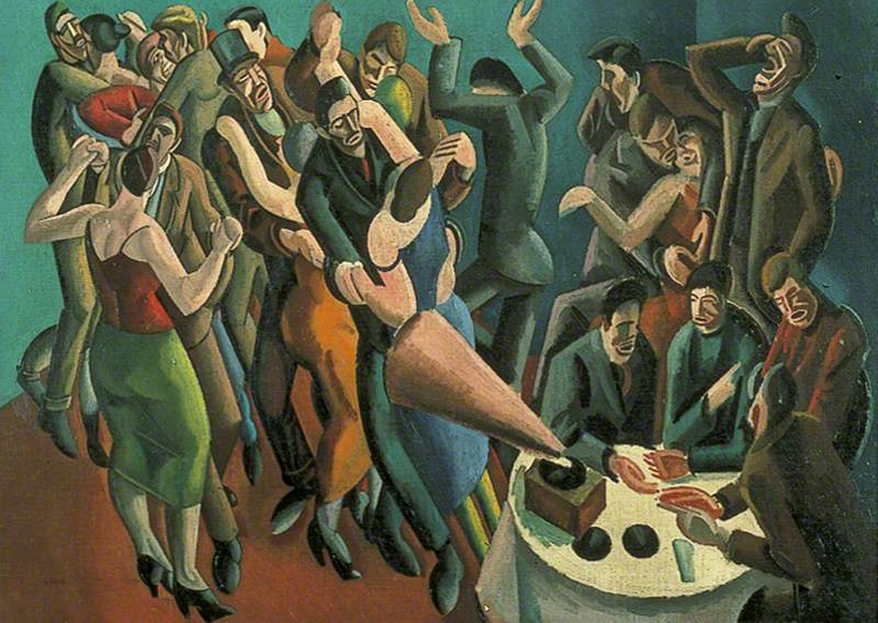 The Dance Club (The Jazz Party)