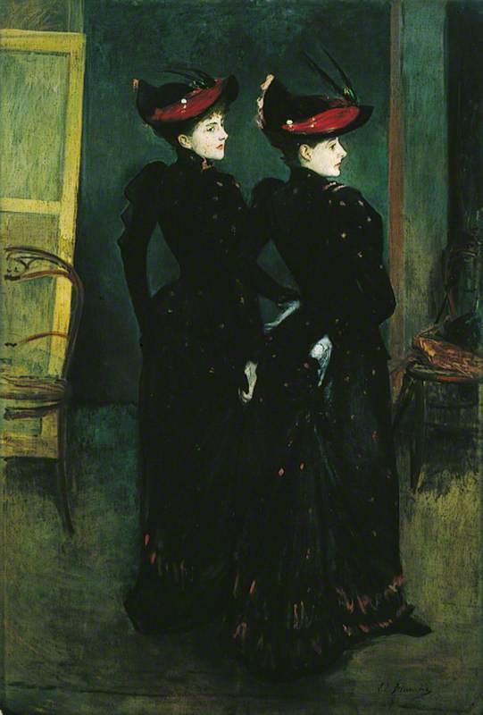 The Savile-Clark Girls