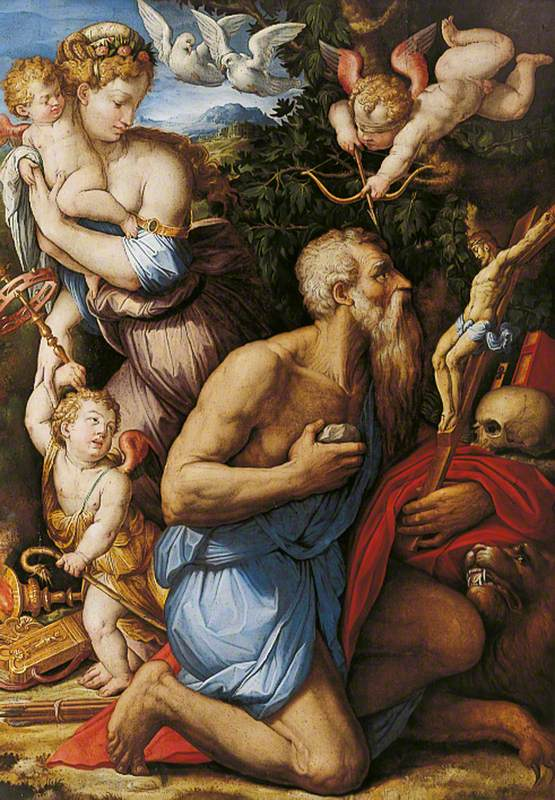The Temptation of Saint Jerome