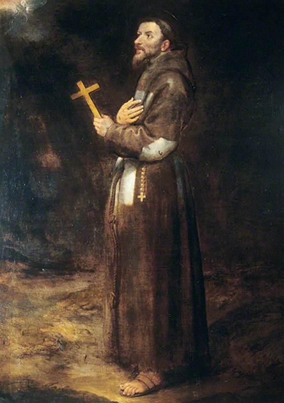 Saint Francis of Assisi (1181–1226)