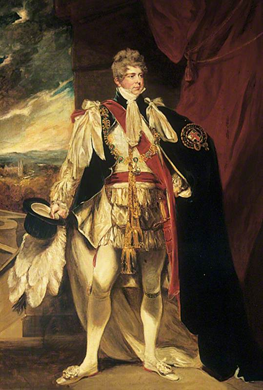 George IV (1762–1830), as Prince Regent