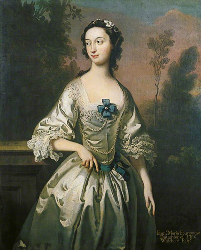Frances Maria Fountayne (d.1777)
