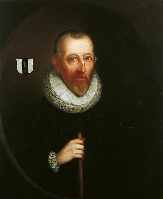 Sir John Gascoigne, 1st Bt