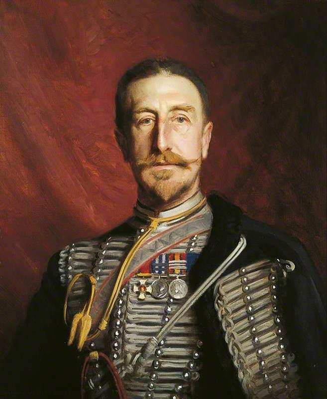 Colonel F. R. T. Gascoigne