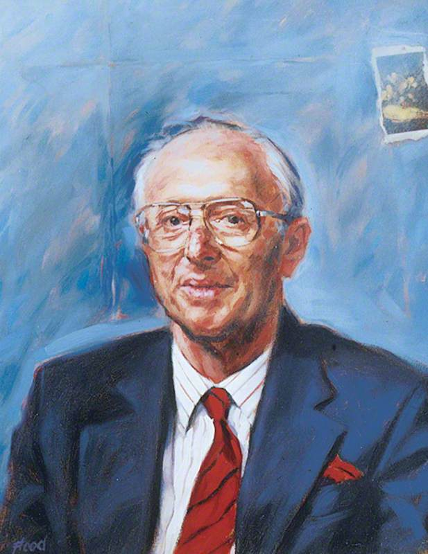Professor Monty Losowsky (b.1931), MD, FRCP, Dean of the Faculty of Medicine, University of Leeds (1989–1994)