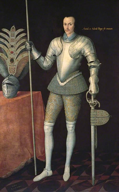 Robert Radclyffe (1573–1629), 5th Earl of Sussex