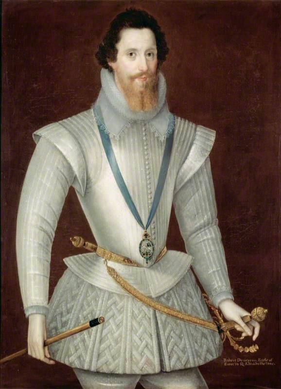 Robert Devereux (1566–1601), Earl of Essex