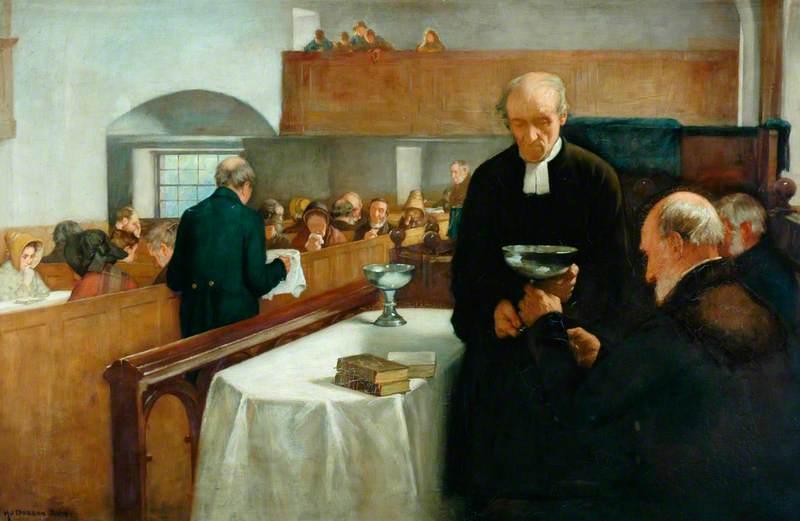 A Scottish Sacrament