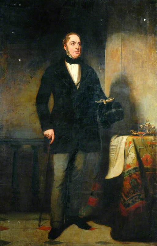 Samuel Smith (1805–1873), JP