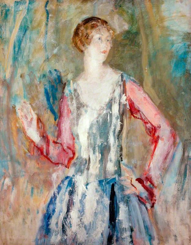 Miss Nancy Cunard (1896–1965)