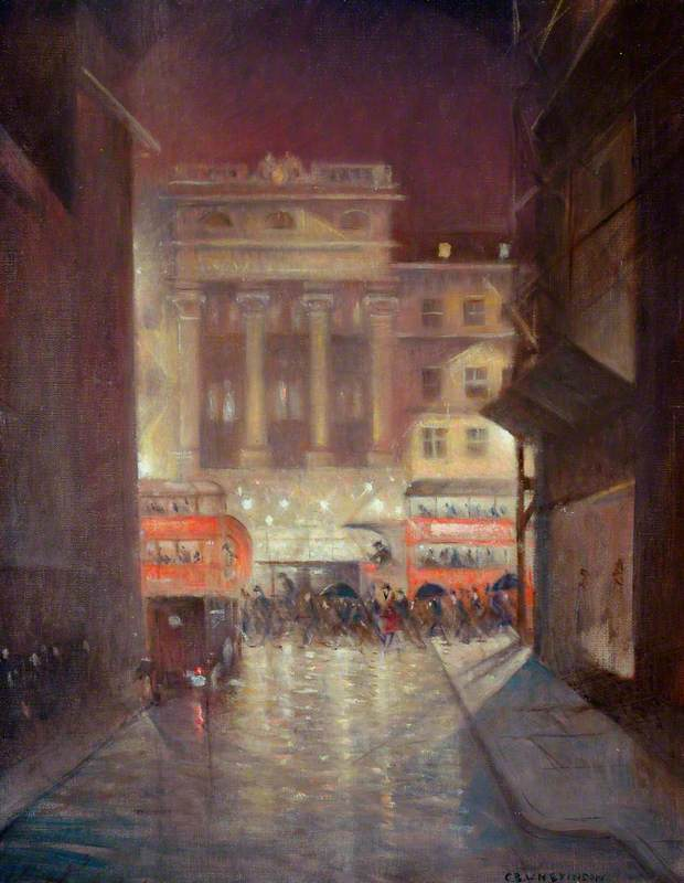 The Strand by Night