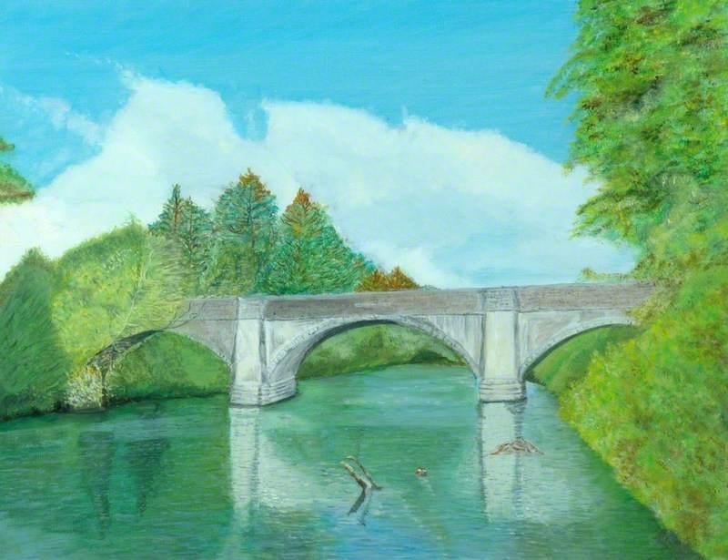 Bridge over the River Dart