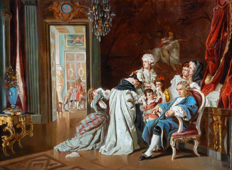 The Capture of Louis XVI and his Family