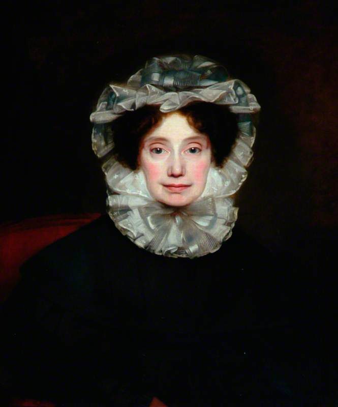 Anne Lister (1765–1836) (The Elder Aunt)