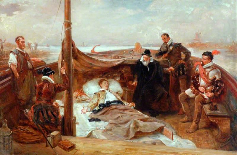 The Last Days of Sir Philip Sydney