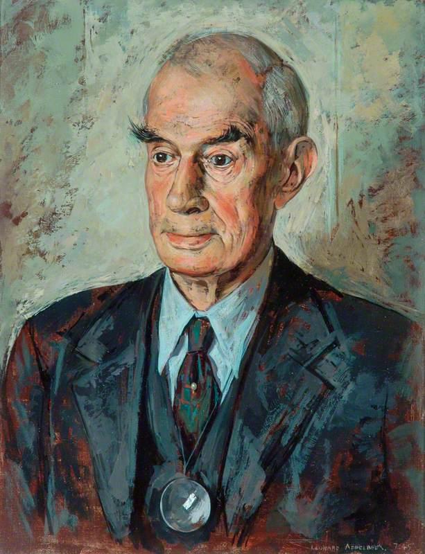 Sir Edward Howard Marsh (1872–1953)