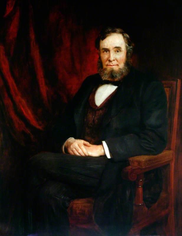 Matthew Hinchliffe (1828–1897), MD, MRCS