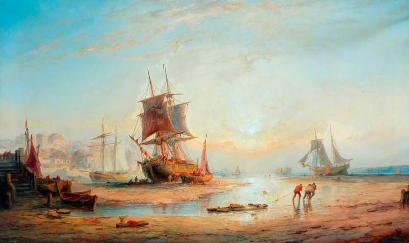 Marine Painting