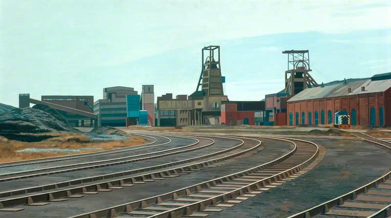Cortonwood Colliery