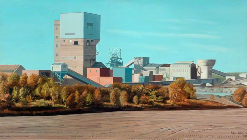 Manton Colliery