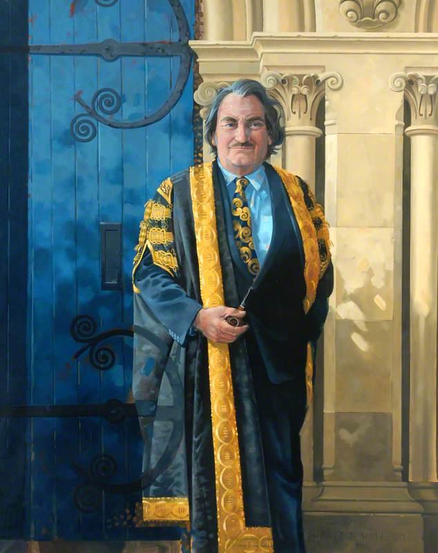 Sir John Harvey-Jones, Chancellor of the University of Bradford (1986–1991)