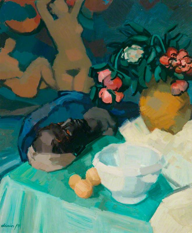 Study of Fruit and Flowers