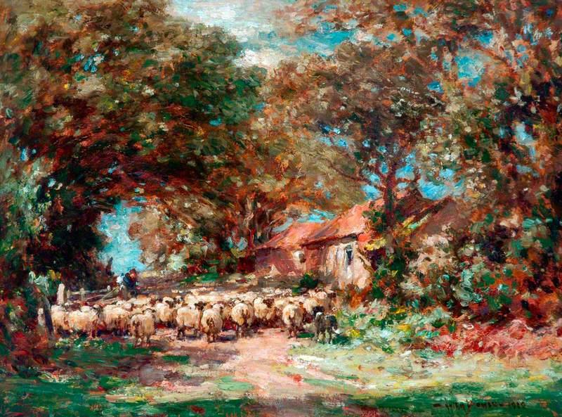 The Farm Lane