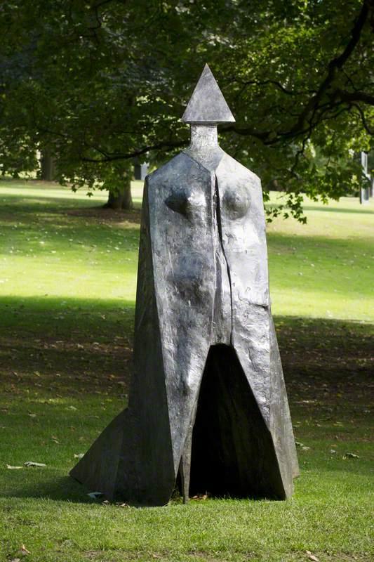 Cloaked Figure IX