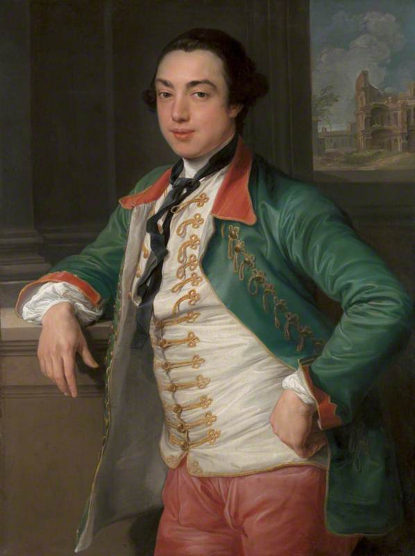 James Caulfeild, 4th Viscount Charlemont (Later 1st Earl of Charlemont)