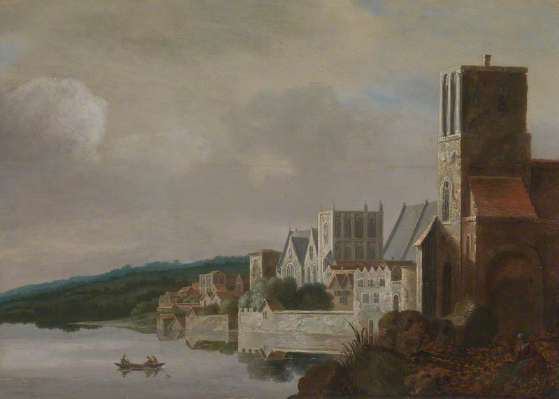 The Thames at Westminster