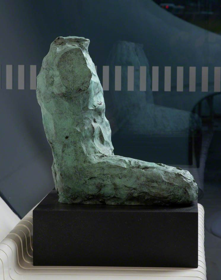 The Stone Sculptures (Small Torso)