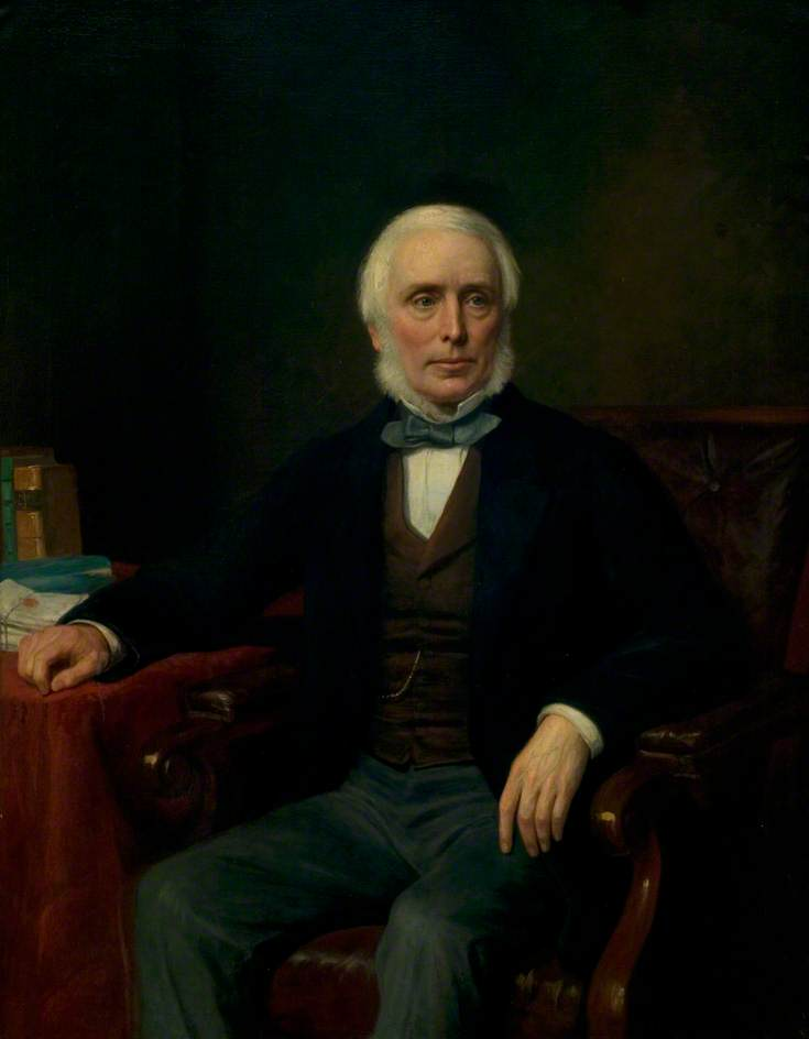 Michael Thomas Bass (1799–1884), Brewer