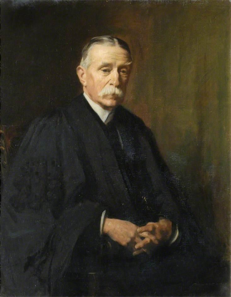 William Gordon, LLD, Town Clerk of Aberdeen (1875–1924)