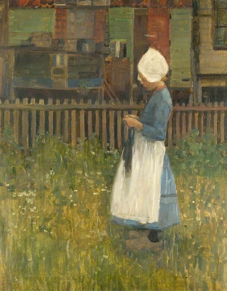 Volendam Girl