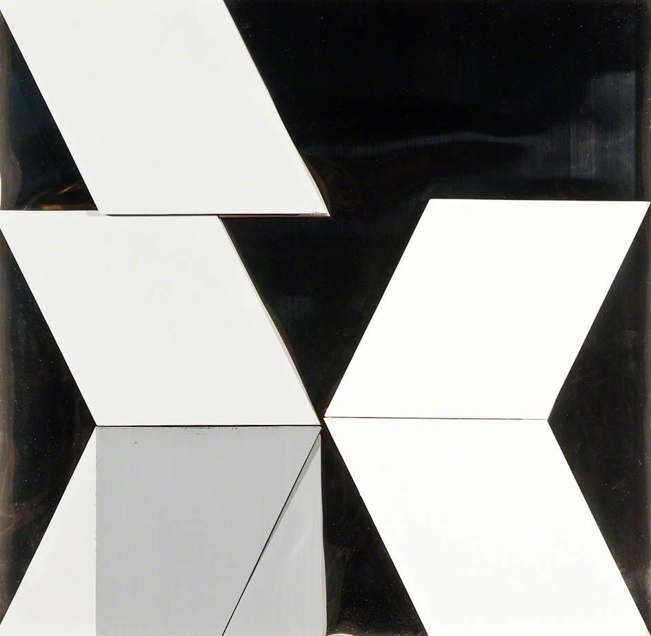 Box, Grey Square