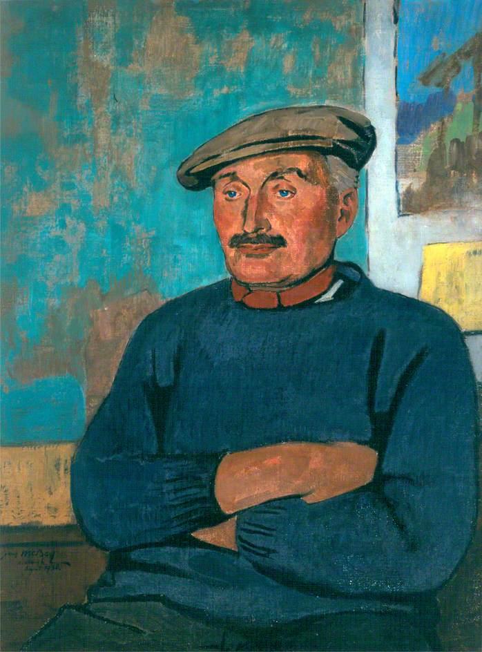 Portrait of a Hero (John Innes of Newburgh)