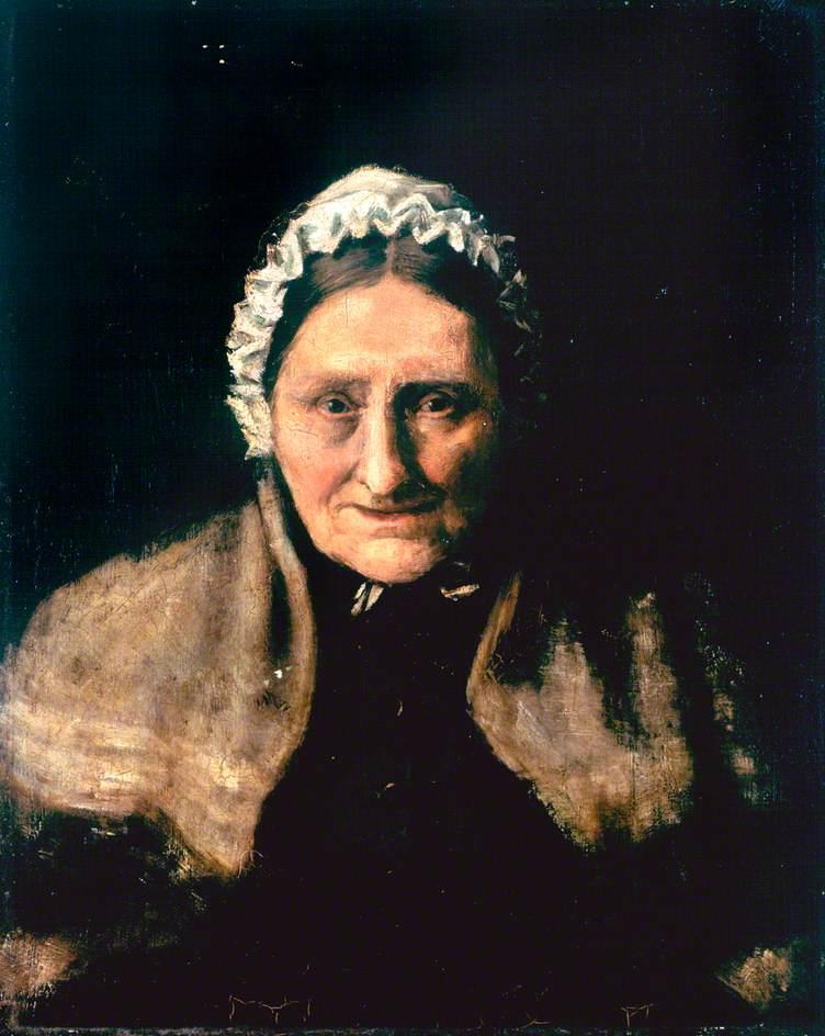 The Artist's Grandmother